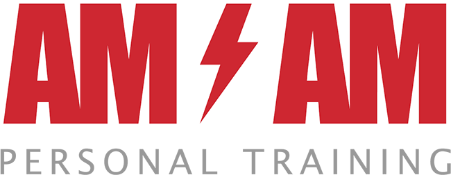 AM/AM Personal Training Logo